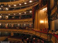 Interior del teatro