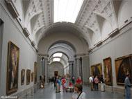 Sala central del museo
